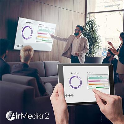 Crestron Announces Major Enhancements to AirMedia® 2.0 Wireless Presentation Technology and Upgrade Offer