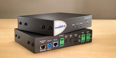 Vaddio Announces the all-new AV Bridge 2x1