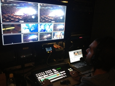 AVE Installs Ross Video Carbonite Switcher
