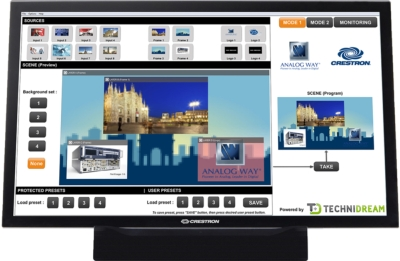 Revolutionary presentation solution tailored for high-end corporate AV