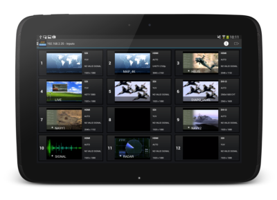 Analog Way releases new Apps and bolsters its offerings of Software and Tools