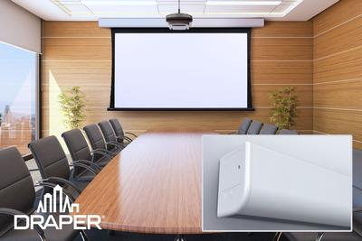 Draper® Unveils Versatile and Elegant Screen for All Conditions
