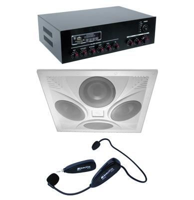 AmpliVox Introduces New Classroom Audio System Package