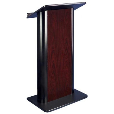 Contemporary Lecterns from AmpliVox Emphasize Elegance and Versatility