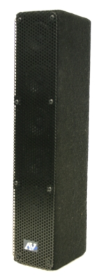 AmpliVox Introduces Compact Line Array Speakers