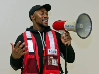 AmpliVox Gift to American Red Cross Provides Megaphones for Disaster Teams