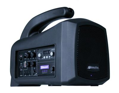 AmpliVox New Mity-Lite Plus Portable PA Delivers Powerful Sound Anywhere