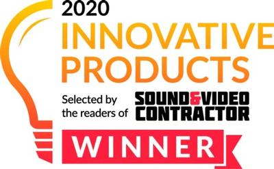 Sound & Video Contractor Names AmpliVox's New Digital Signage Lecterns 2020 Innovation Product Award Winner