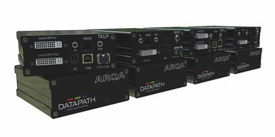 Datapath introduce new Arqa KVM?system