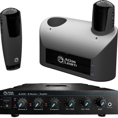 Atlas Learn Debuts with New Classroom Security and Sound Reinforcement System