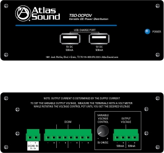 Atlas Sound's New Series of Time Saving Devices Simplify and Improve Any AV System