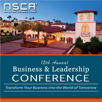 Atlas Sound to Host After Party at 15th Annual NSCA Business and Leadership Conference 2013
