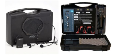 AmpliVox Sound Systems Adds Upgrades to Versatile Audio Portable Buddy PA