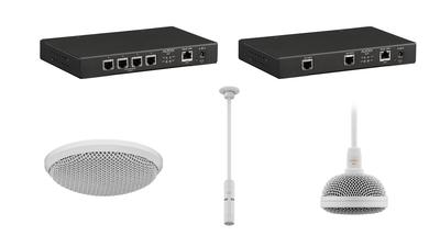 Audix launches an easy to install  Dante® | AES67 Integrated Microphone System
