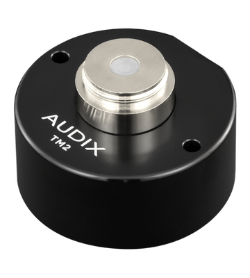 Audix Release the TM2, An Integrated Acoustic Coupler for In-Ear Monitors
