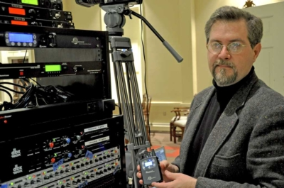 SERVICES AT FIRST PRESBYTERIAN CHURCH THRIVE WITH LECTROSONICS