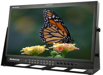 AUTOCUE LAUNCHES NEW BROADCAST MONITOR RANGE
