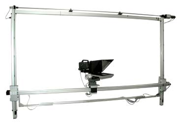Remote Controlled System Offers 3 Meter X and Z Axis Camera Positioning.