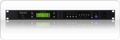 Narrow Band Synthesized Dual-Channel Wireless Intercoms