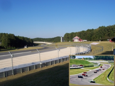 Barber Motorsports Park is Loud and Proud with Community's R-Series