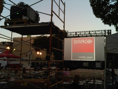 Palo Alto Film Festival celebrates innovation with Barco projection