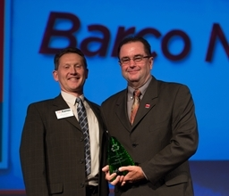 Barco wins 2012 InfoComm Sustainable Technology award