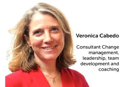 "Veronica Cabedo: ""there's an opportunity to create a new normal"""