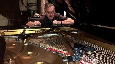 Emmy-Winning Sound Engineer Uses Audix to Solve Grand Piano Miking Challenge