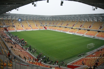 Leading Edge Audio System Provides Quality and Reliability for Bialystok's World Class Stadium