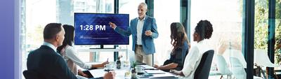 Four Complete Biamp Conference Room Bundles Certified for Microsoft Teams
