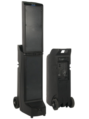 Most Powerful Portable PA System to Launch at InfoComm 2015 in Orlando, FL