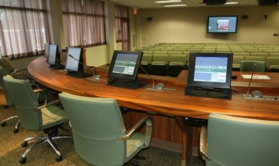 Bosch DCN Conferencing System for County of Hawaii Council Chambers