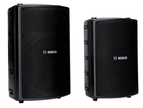 Bosch launches LB3-PC premium loudspeakers at InfoComm 2011, booth 1201