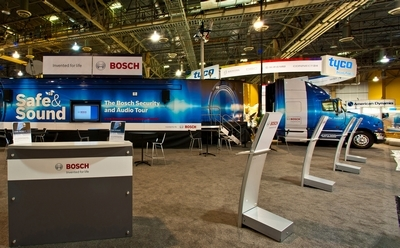 Over 4,000 People Experience the Safe & Sound Tour Interact with Bosch systems in dynamic ways