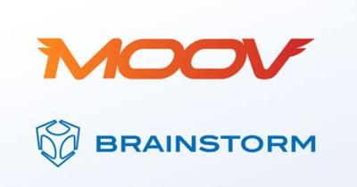 MOOV Selects Brainstorm to Create Virtual Set, Augmented Reality and Motion Graphics Content