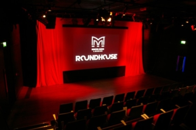 CAMDEN ROUNDHOUSE'S DEDICATED CINEMA SYSTEM