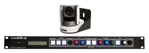 Vaddio Announces First Camera Control Unit for Robotic PTZ Cameras