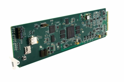 Cobalt Digital To Roll Out Expanded Range of Card-Based Options For Broadcasters at IBC2013