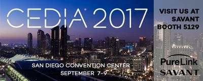 PureLink to Showcase Residential A/V Solutions at CEDIA 2017
