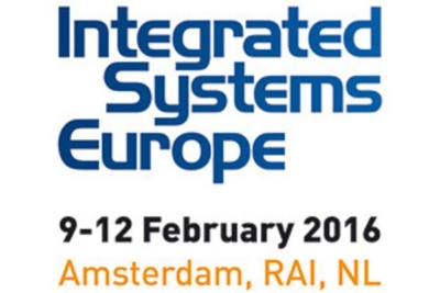 Crestron -  Headed to #ISE2016? Join us Feb 9-12 in Amsterdam.