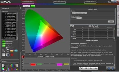 JVC AND SPECTRACAL DEVELOP NEW CALMAN COMMERCIAL PROJECTOR CALIBRATION INTERFACE