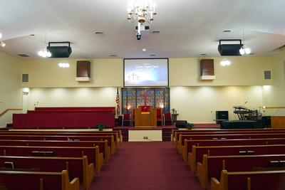 JD Sound & Video Provides Community Loudspeaker Solutions for Calvary Church
