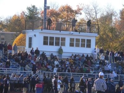 Cardinal O'Hara Gets New Stadium Sound