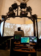 Christie Solution Employed in Groundbreaking Research for Training & Visualization Simulators