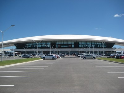Bosch & Electro-Voice systems provide safety, sound quality and style at Carrasco International Airport, Uruguay