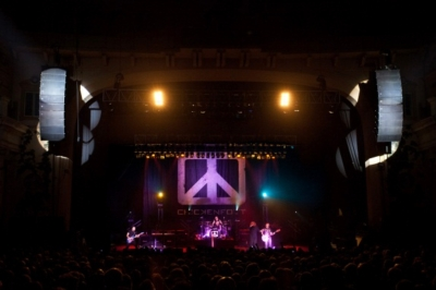 MARTIN AUDIO MLA BOOSTS BRIXTON FOR ROCK LEGENDS