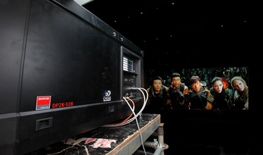 Barco's world brightest projector chosen for première of Jackie Chan's latest action movie 'Chinese 12 Zodiacs'