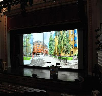 Queen Mary University installs Christie projectors