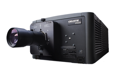 Christie CP2230 Digital Cinema Projectors Installed at Gyeongju World Culture Expo