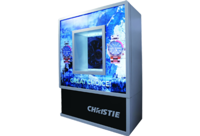 Christie Showcases Award-Winning Signage Solutions At DSE 2011